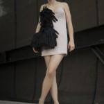 Merve bolugur mezuniyet elbise modeli