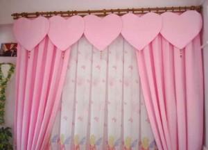 Rustik bebek odası perdeleri - 6