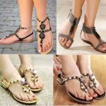 2015 Sandalet Modelleri