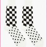 Desenli çorap Modelleri