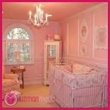 değişik Bebek Odası Dekorasyonu