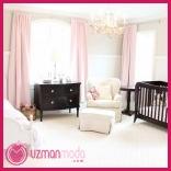 ferah Bebek Odası Dekorasyonu
