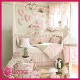 geniş Bebek Odası Dekorasyonu