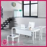 parlak beyaz 2015 Ofis Mobilyaları