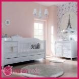 pembe Bebek Odası Dekorasyonu