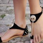zincirli 2015 Sandalet Modelleri