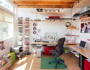 30 Çalışma Odası Dekorasyon Önerisi