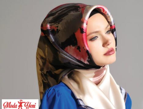 En Güzel Eşarp Bağlama Modelleri 2015