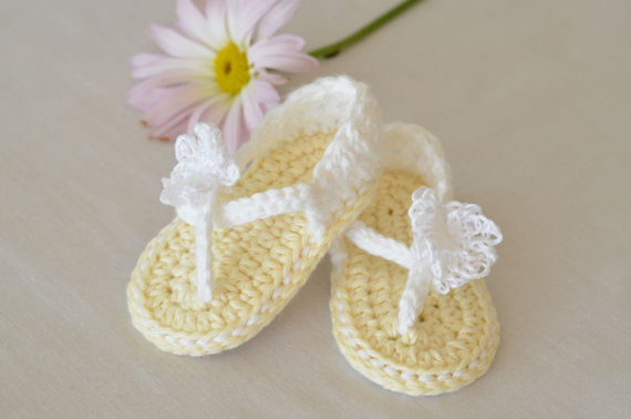 50 Adet Yeni Örgü Bebek Patikleri