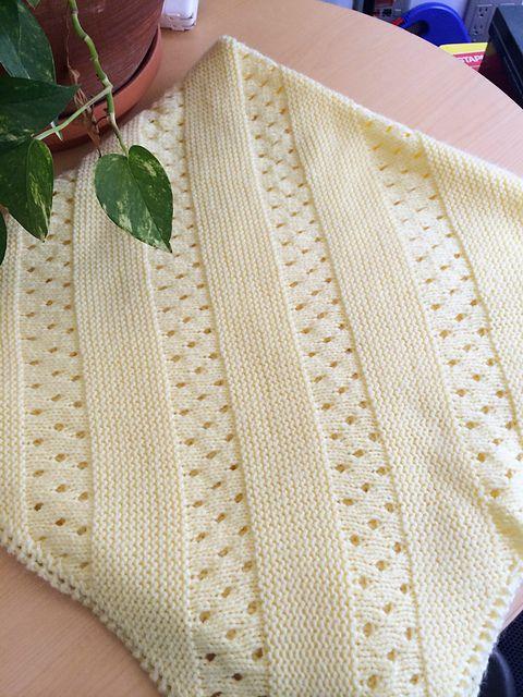 Babies Blanket Knitting Pattern : Bebek Battaniyesi Uzman Moda