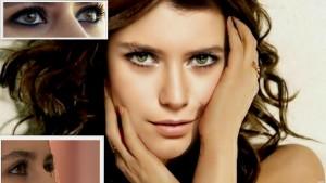 Beren Saat-Göz Makyajı