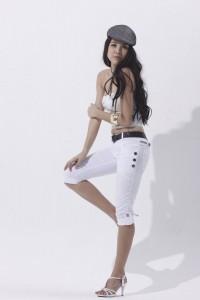 beyaz bayan kapri modelleri