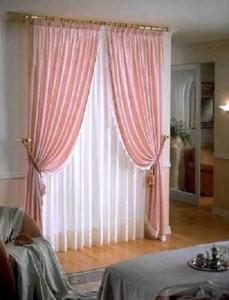 Rustik bebek odası perdeleri - 4