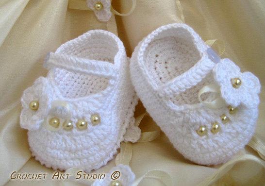 100 Adet Bebek Patik Modeli