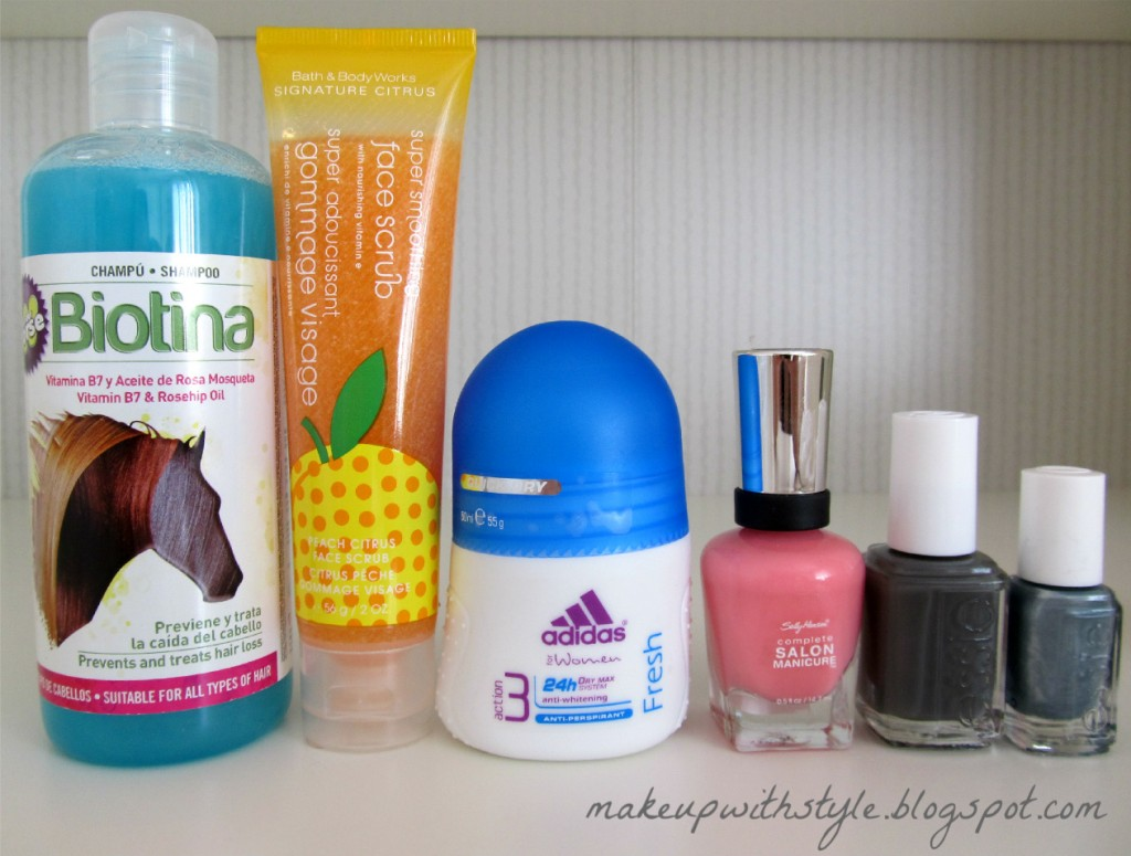 Makyaj Blogu: Kozmetik Alışverişi (Oje, şampuan vs)