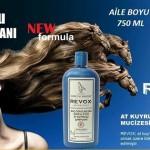 Revox At Kuyruğu Şampuanı 750 ml