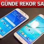 Samsung Galaxy S6 ve Galaxy S6 edge ne kadar sattı